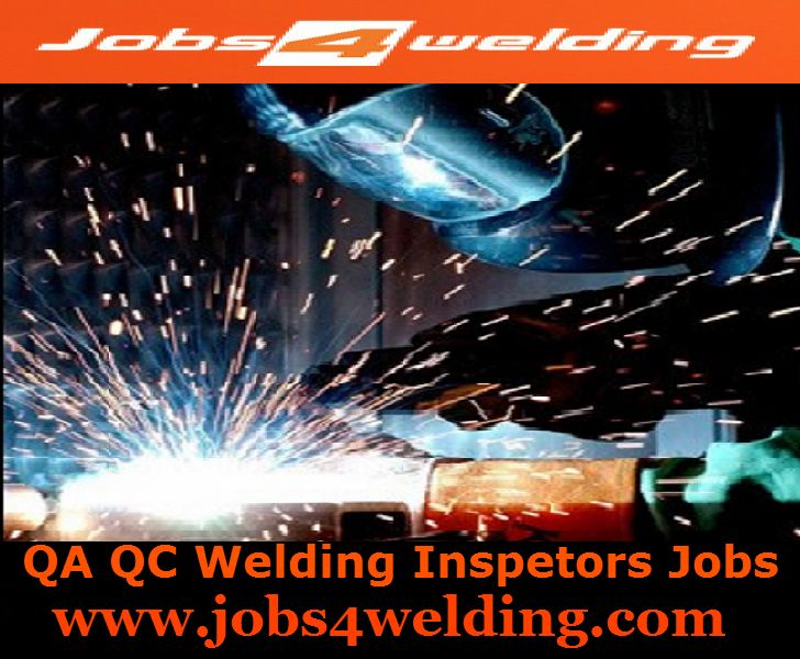 how to become a qc welding inspector