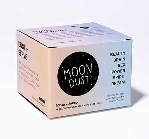 Moon Dust Sachet Sampler :: from Moonjuice Shop, for health