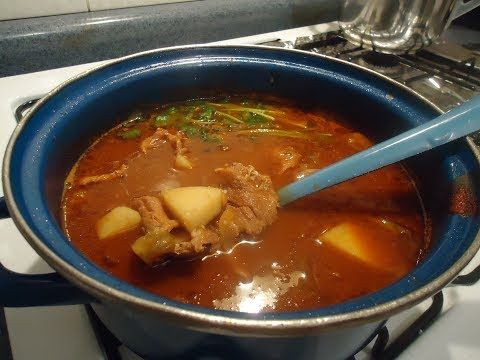 PICADILLO SABOR DE RANCHO - MOM´S STEW - Lorena Lara - YouTube