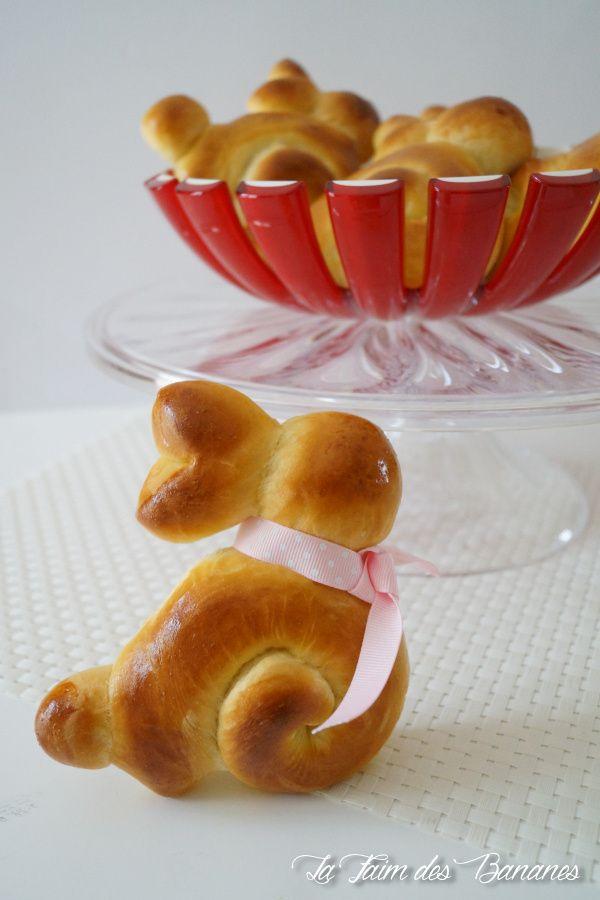 Les pains au lait Lapinous