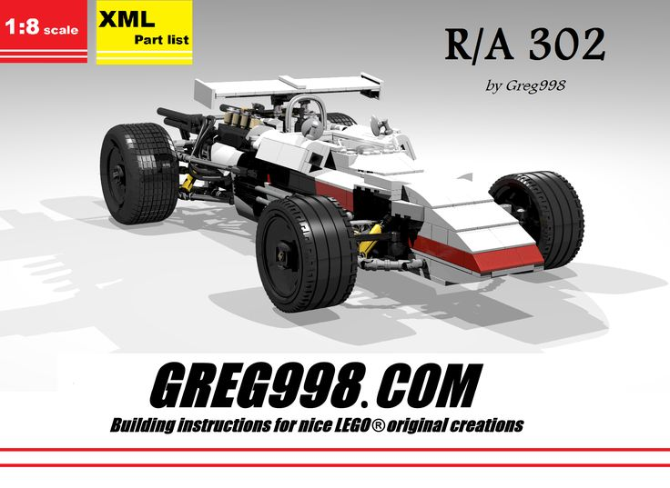 R/A 302 by Greg998