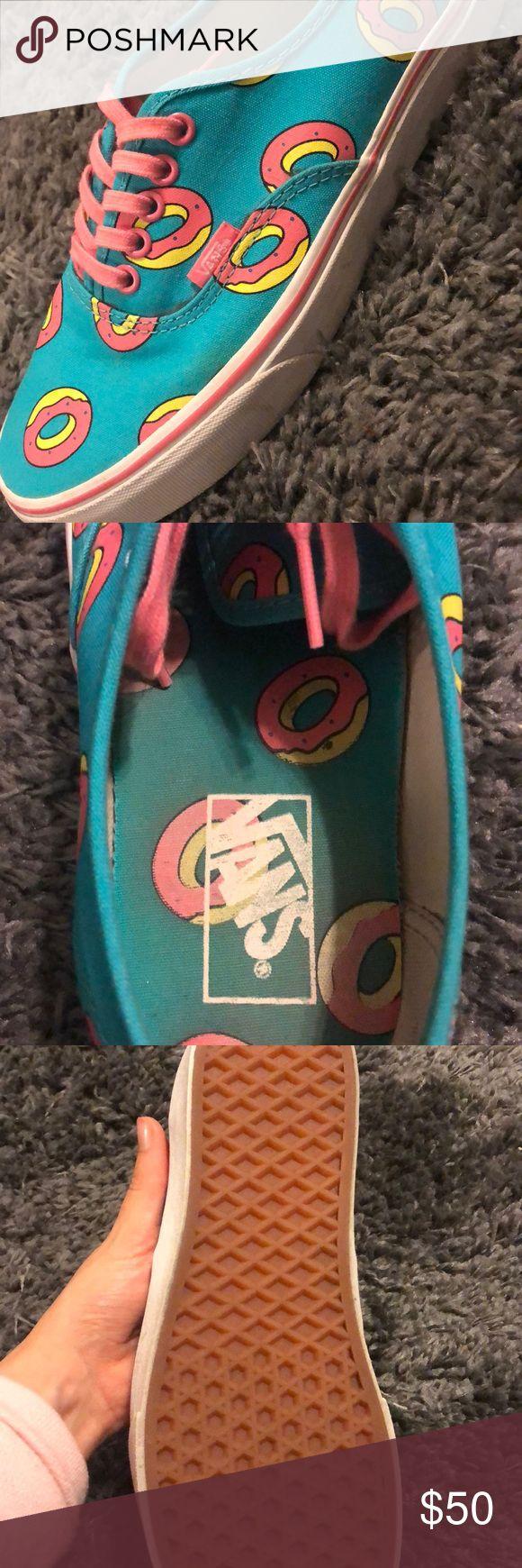 """Vans Donut vans """"odd future"""" Vans Shoes Sneakers"""