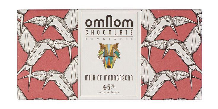Milk of Madagascar 45% – Omnom Chocolate