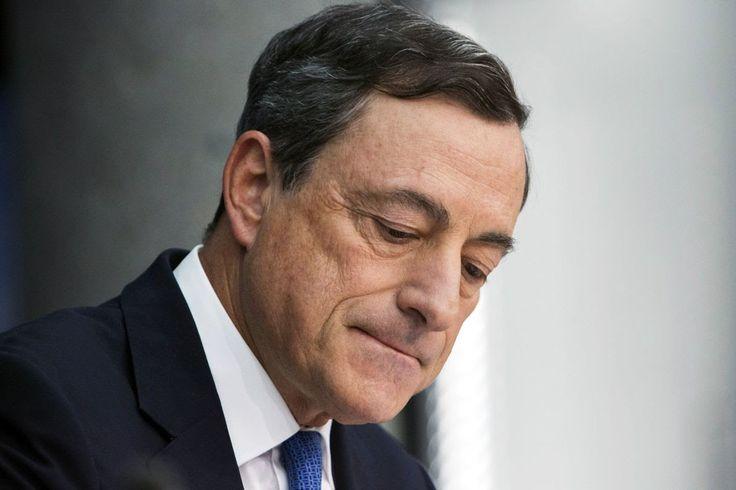Mario Draghi ordina: la Bce vuole abbassare le remunerazioni degli europei pur mantenendo l'obiettivo di una inflazione vicina alla soglia del 2%...