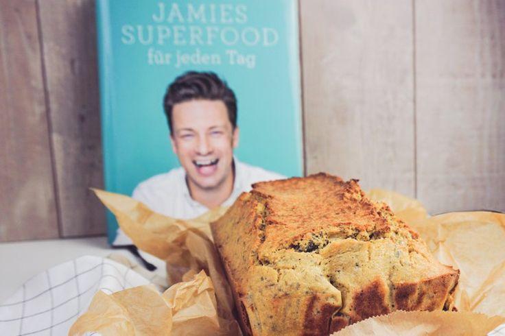Superfood-Proteinbrot nach Jamie Oliver: weizenfrei, glutenfrei und lecker