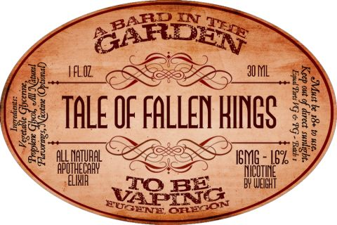 To Be Vaping Store - A tale of fallen kings