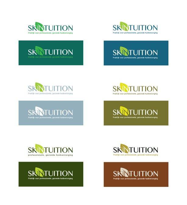 Maak een logo, passend bij mijn passie voor gezonde, 'groene' huidverzorging by Rizol