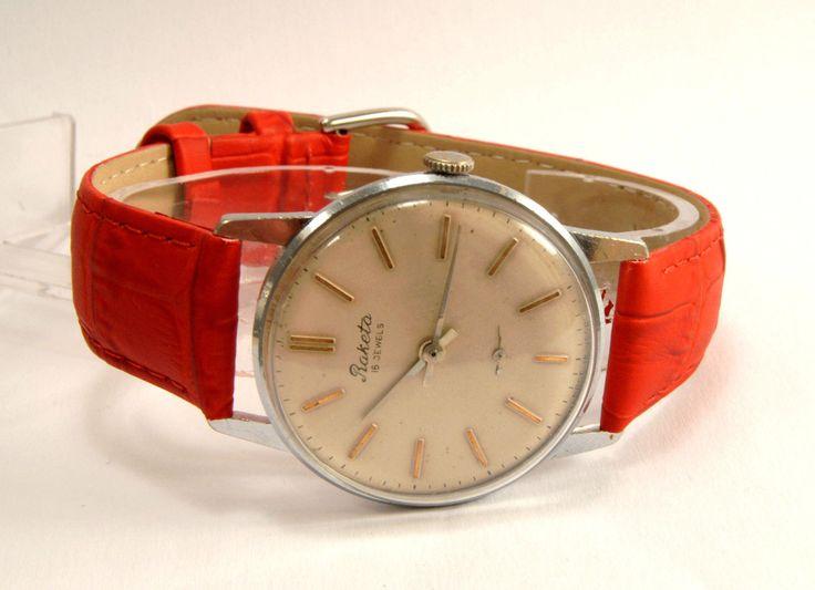 Raketa Paketa Vintage Watch 50' Ussr Soviet CCCP | eBay