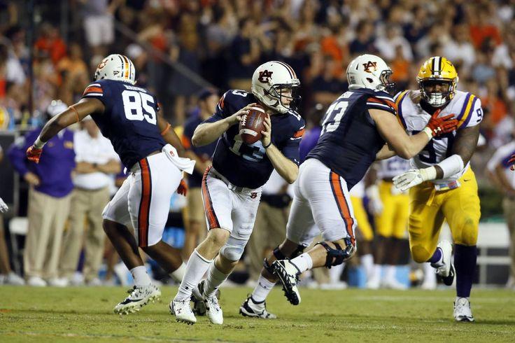 """2016 Auburn Football: Post """"September of Doom"""" Report Card"""