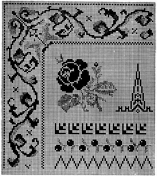 Вышивание Крестиком Для Начинающих