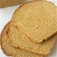 New England Anadama Bread – cornmeal, whole wheat and molasses highlight this traditional loaf.