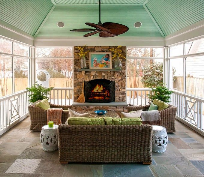 enclosed porches screened in porch the porch sunroom ideas porch ideas patio ideas outdoor ideas ceiling color sunrooms