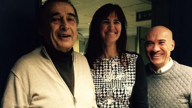 """Diu el doctor Miquel Masgrau: """"El cinquè element, ja se li digui èter, quinta essència, plasma o qi, és la font infinita d'energia disponible arreu, i podria ser també una energia guaridora"""". En parlarem a """"L'ofici de viure"""" amb Ana Maria Oliva, Doctora en biomedicina, i autora de """"Lo que tu luz dice""""; i Miquel Masgrau, especialista en medicina oriental. Escoltarem per començar el mestre de ioga i escriptor Ramiro Calle, autor entre d'altres del llib..."""