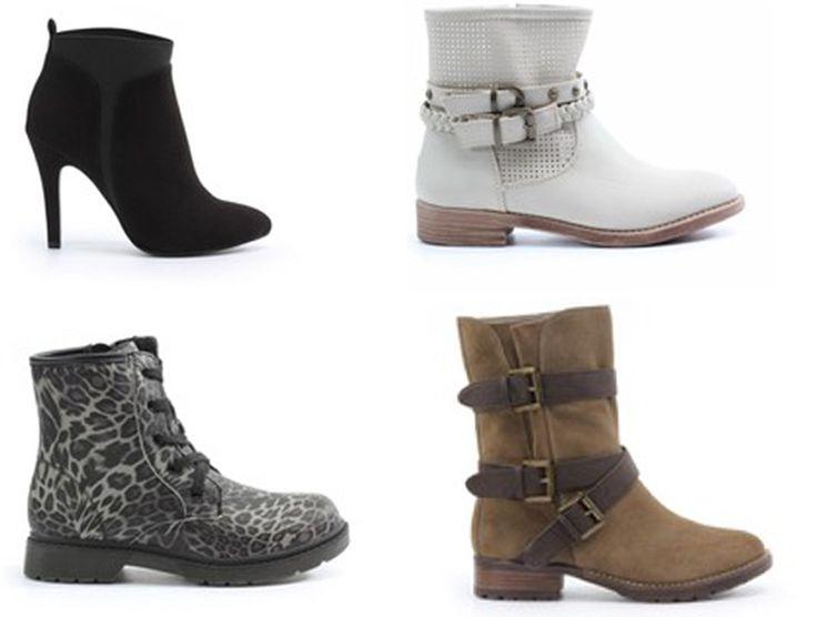 Ob Cowboystiefel, coole Boots oder trendige Stiefeletten mit Absatz – es gibt zahlreiche Arten von Stiefeln, mit dene man modisch unterwegs ist!  Im Vögele Shoes Online Shop gibt es schöne Stiefel und Stiefeletten für bereits 15.- kaufen.  Bestelle hier deine neuen Stiefel: http://www.onlinemode.ch/stylische-stiefel-bei-voegele-shoes-fuer-nur-15-franken/