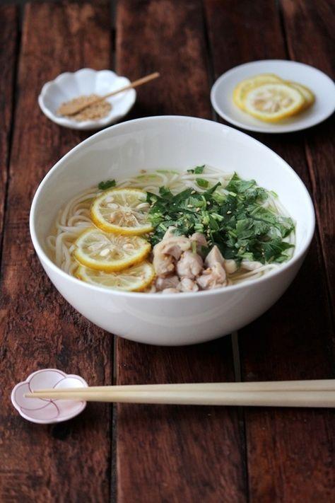 鶏塩柚子うどん。 by 栁川かおり / レシピサイト「Nadia   ナディア」プロの料理を無料で検索