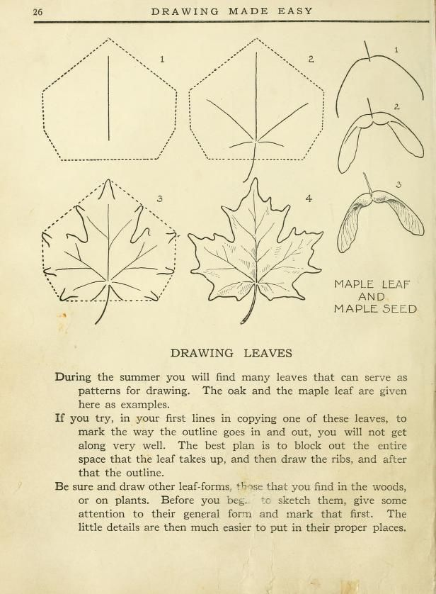 "Today's Drawing Class 101: Featuring lessons from the 1921 vintage book ""Drawing made easy : a helpful book for young artists"" 