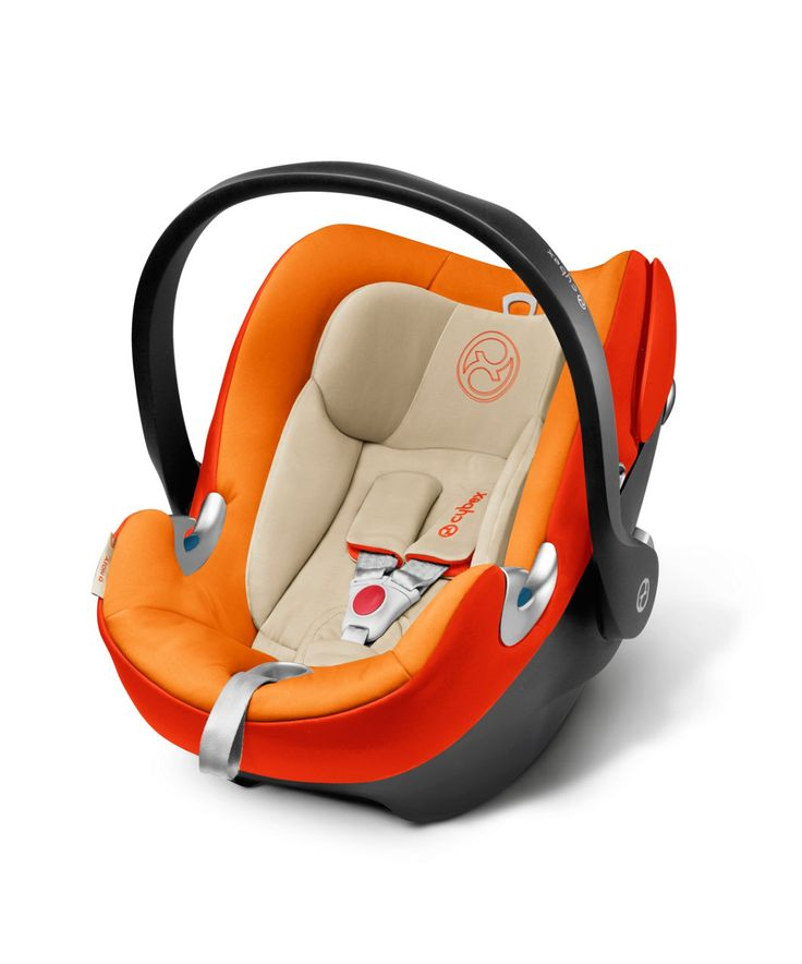 Cybex Aton Q Baby Car Seat-Autumn Gold - baby car seats (group 0+) - Mothercare