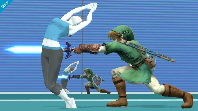 Super Smash Bros. for Nintendo 3DS / Wii U: Wii Fit Trainer (Wii U 2)