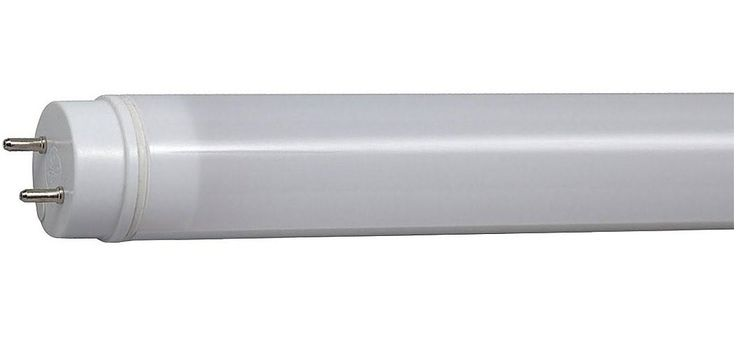 GE 94383 LED Fluorescent Tube Light Bulb, 18 Watt, 120 Volt