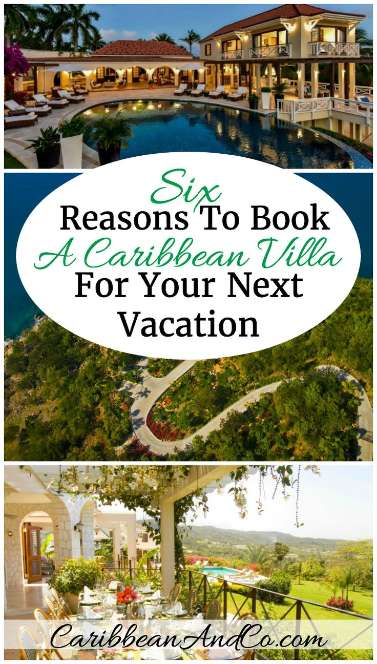 Find out why more and more people who travel to the Caribbean are choosing to book a luxury villa instead of a hotel or all-inclusive resort for their vacation or honeymoon.