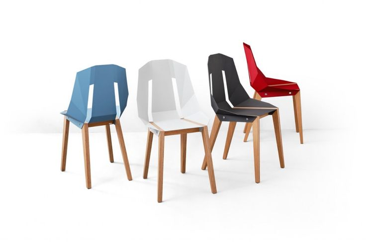DIAGO Chairs / origami inspired / tabanda grupa projektowa - meble, furniture, design, architektura