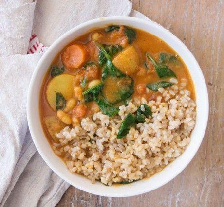 Warming Winter Curry   Deliciously Ella