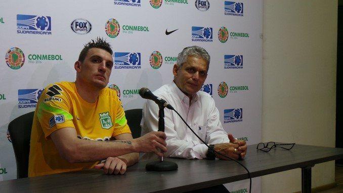 """Franco Armani: """"Tengo contrato, voy a seguir en el club"""" http://ow.ly/uXyG307lvZn vía As.com"""