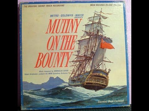 English listening practice : Oxford Bookworms | Mutiny on the Bounty | Audio stories book - YouTube