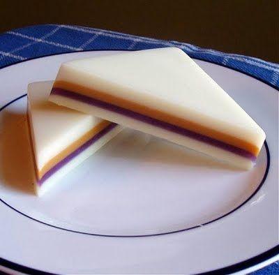 Creative Soaps and Unusual Soap Designs (33) 5, it's a pb sandwich soap!