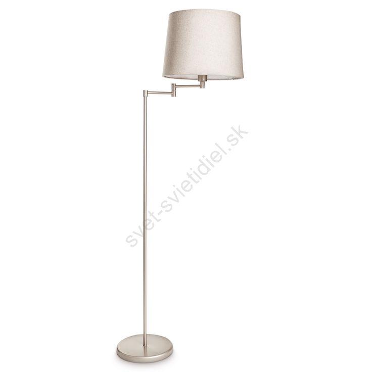 Philips 36134/38/E7 - Stojacia lampa MYLIVING DONNE 1xE27/40W/230V