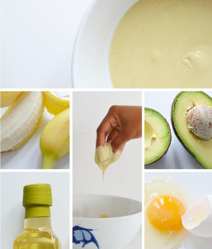 geschädigte Haarspitzen reparieren-Rezepte für selbstgemachte Kur