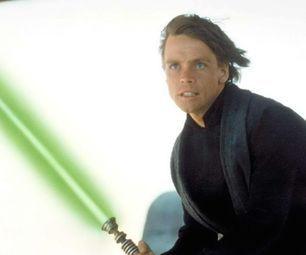 Luke's Lightsaber (Return of the Jedi) - How to DIY