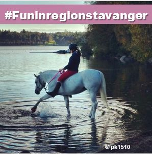 Horseback riding is a fun activity you can enjoy in the Stavanger region! #funinregionstavanger #Norway #norge