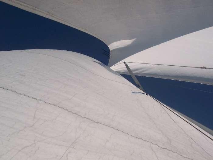 Flying Dutchman sails~  Main and Jib~
