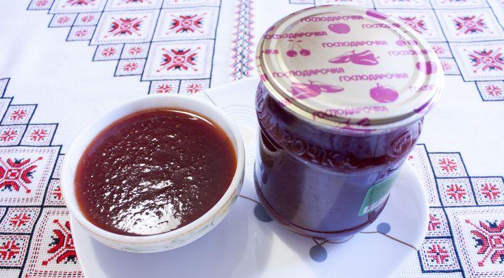 КИСЛО-СЛАДКИЙ СОУС или сливово-томатный соус для разных блюд на зиму Соус из слив и помидор