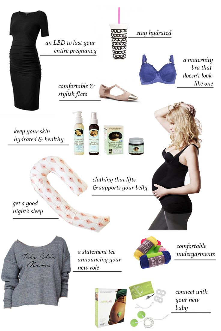 Pregnancy Essentials - The maternity items that you need during your pregnancy {Bel & Beau blog}