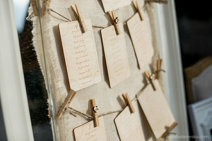 Rustic wedding decorations www.eventbyev.pl