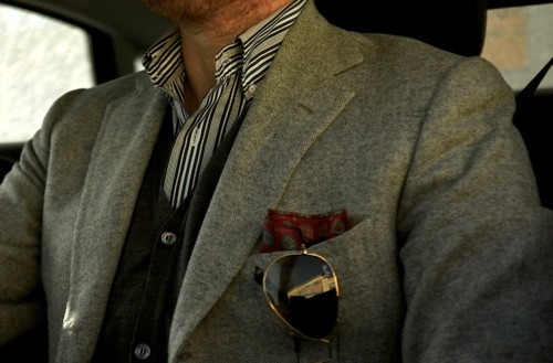 1000+ images about Pocket Squares on Pinterest