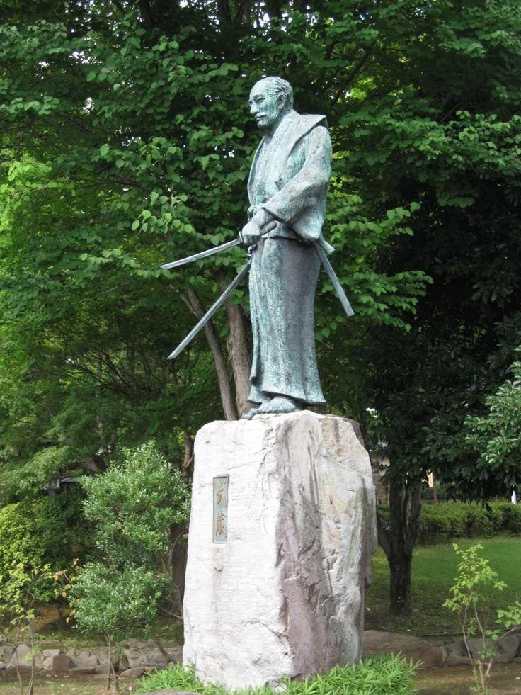 miyamoto musashi | Miyamoto, Musashi | kyokushin-Budokai-Texel