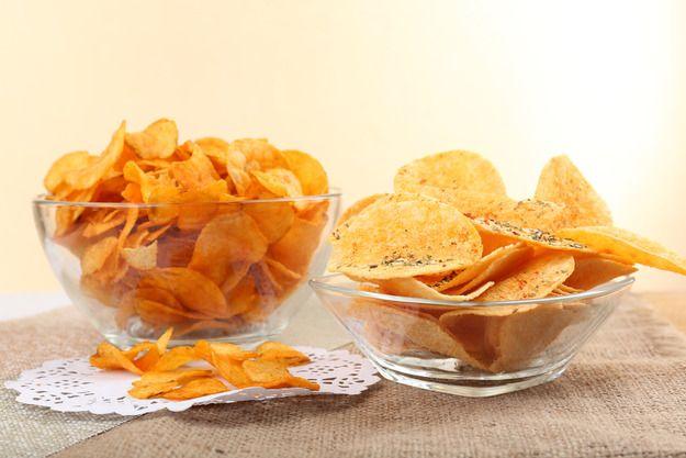 Полезные чипсы: как приготовить дома + 3 рецепта - KitchenMag.ru