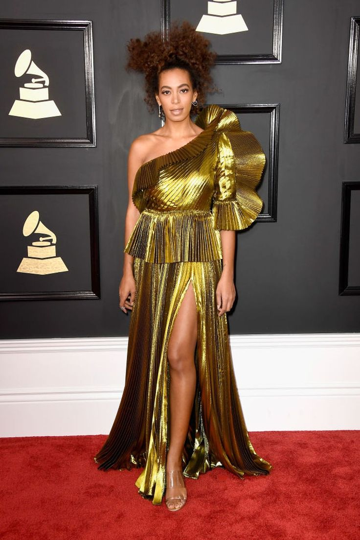 The best and worst of the Grammys red carpet