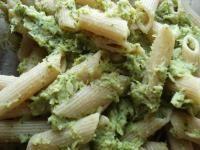 Brokułowo-serowy sos do makaronu (dieta lakto-wege)
