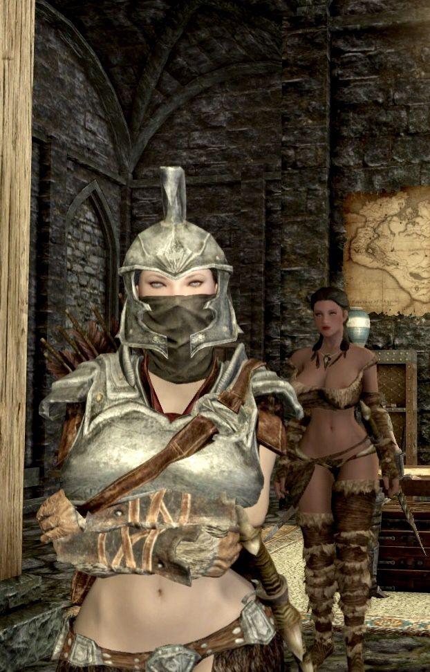 skyrim sylvanas armor