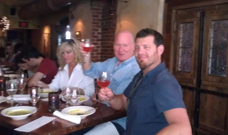 Cheers with the world's best Sangria - at Zambra!: Austin, Bleeding, Wanderlust, Asheville Tour