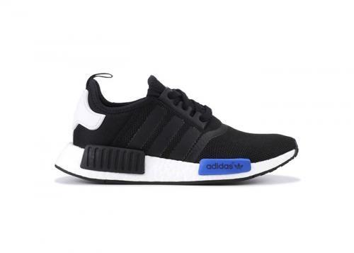 0e09e87ef06 Tênis Adidas NMD R1 Black Blue
