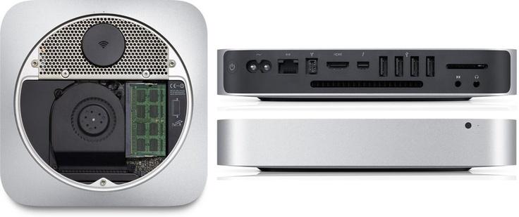 2011 Mac Mini Server upgraded to 16GB. Since it lacks an optical drive, I added my old Xbox HDdvd drive via usb.