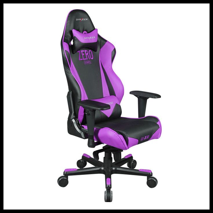 Dxracer ohrv001nv highback racing style office chair