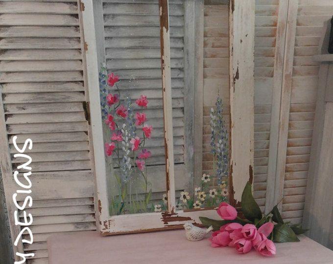 Best 25+ Old window art ideas on Pinterest | Window art ...