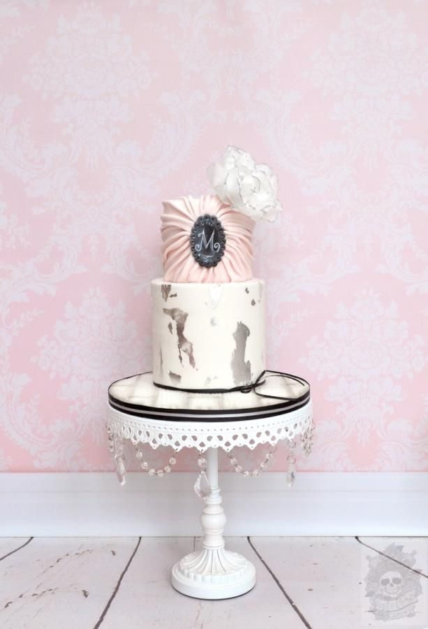 Vintage birthday cake - Cake by Karen Keaney