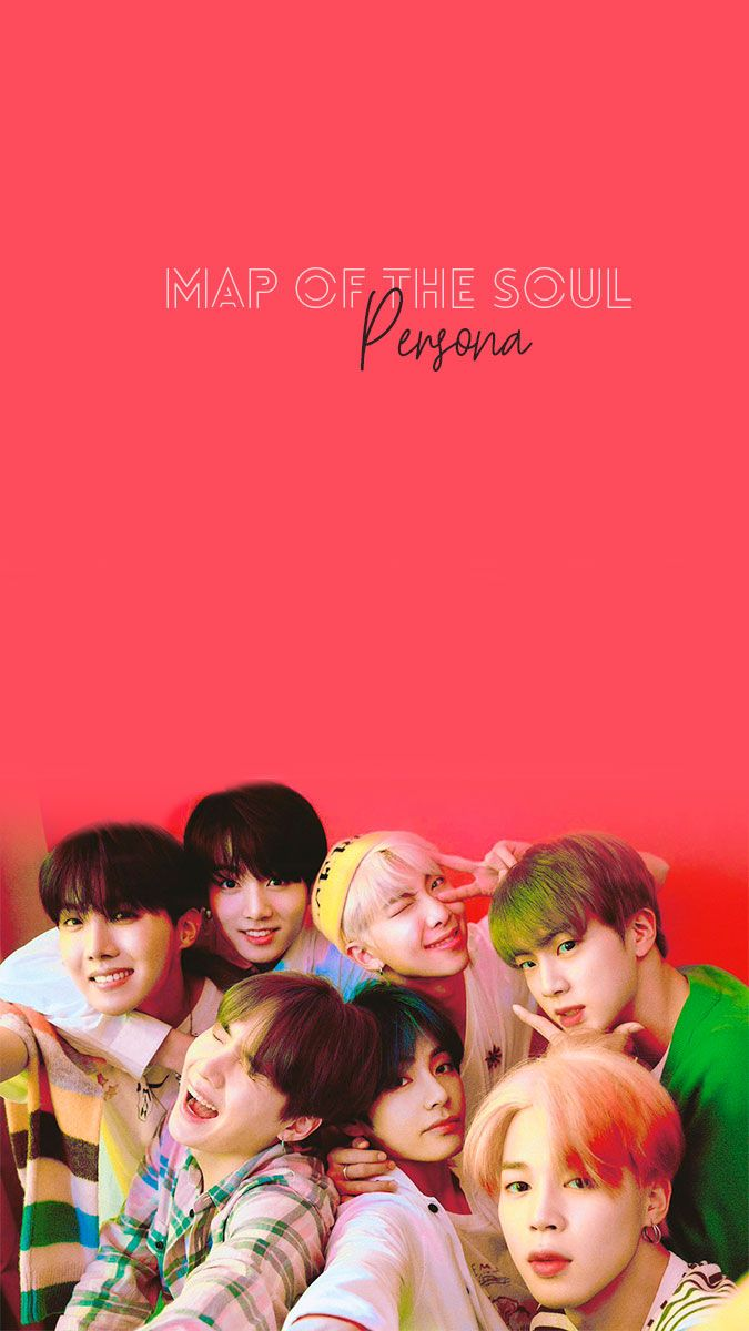 Persona Wallpaper Hd Bts 방탄소년단 Map Of The Soul Persona Concept Photo Version